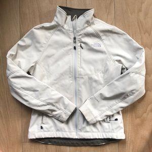 Northface Jacket - Cream/Ivory - XS